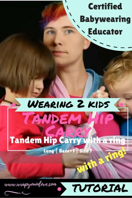 Tandem Hip Carry Image