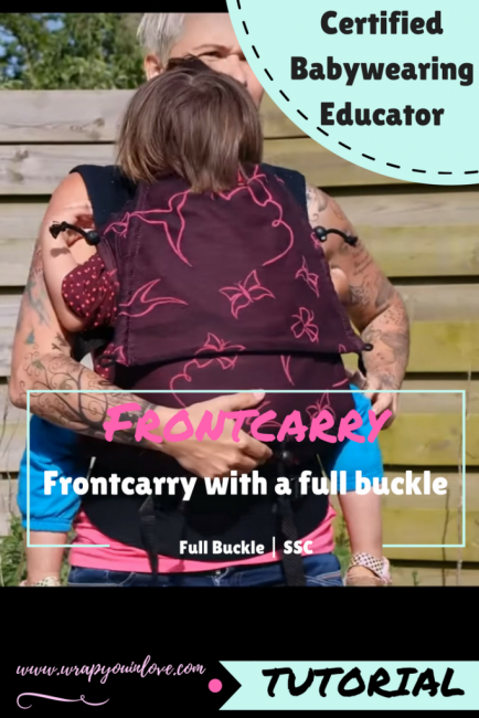 Front carry full buckle Image